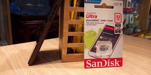 Thẻ nhớ SanDick 32gb ,3