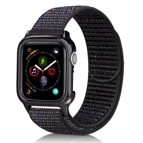 Dây liền ốp Apple Watch USAM Sport Loop 44mm ,1