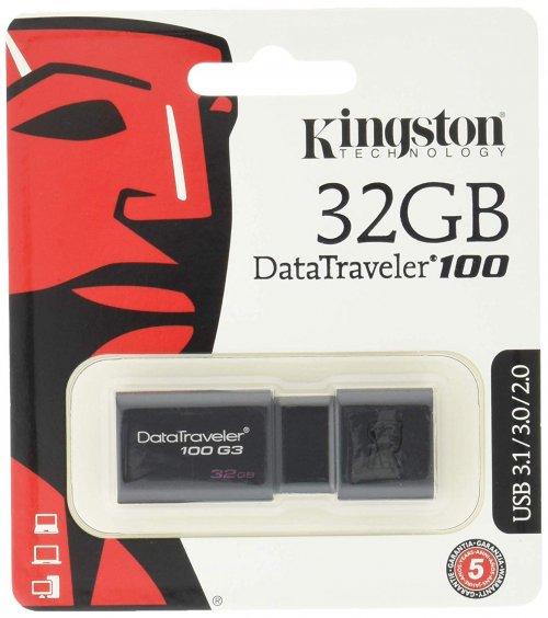 USB 3.0 Kingston 32GB ,1
