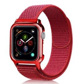 Dây liền ốp Apple Watch USAm 40mm màu đỏ