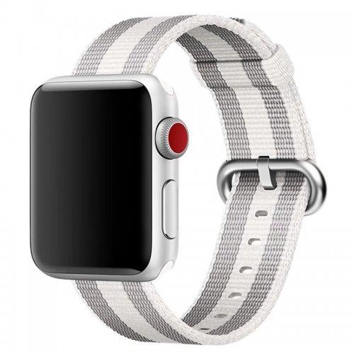 Dây Apple Watch Woven Nylon chính hãng Apple – Real (44&42) ,1