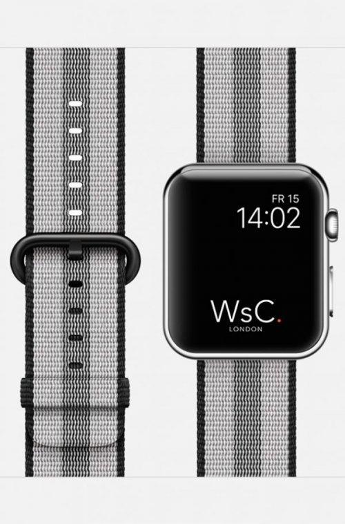 Dây Apple Watch Woven Nylon chính hãng Apple – Real (44&42) ,3