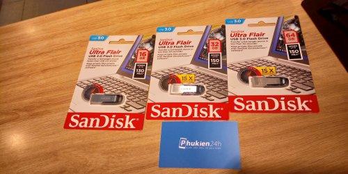 USB 3.0 SanDisk 16GB ,3