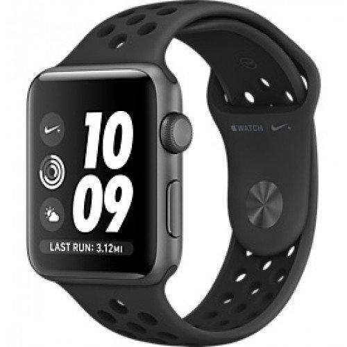 Dây Apple Watch Nike Black của Apple 3 dây – Real (44&42&38&40) ,1