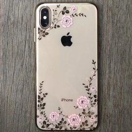Ốp lưng iphone XS MAX đính đá cực đẹp kavaro