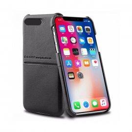 Ốp lưng da Iphone 7plus/ 8plus có khe để Card G-CASE