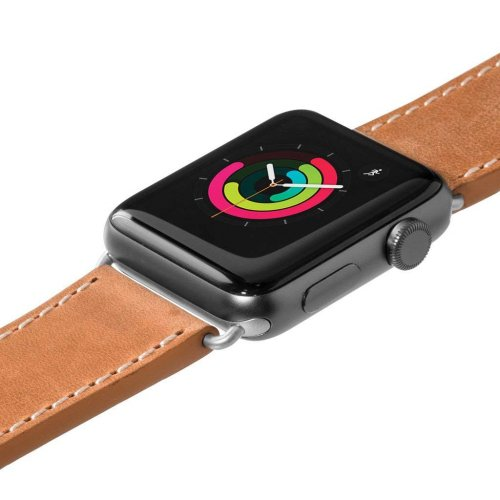 Dây Apple Watch Laut Safari da thật Italy (38/40/42/44mm) ,4