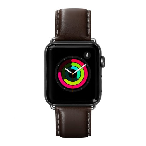 Dây Apple Watch Laut Oxford da thật Nappa (38/40mm) ,3