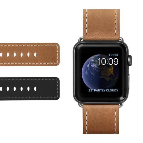 Dây Apple Watch Laut Safari da thật Italy (38/40/42/44mm) ,3
