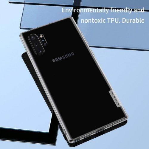 Ốp lưng Silicon Nillkin cho Samsung Note 10 Plus ,4