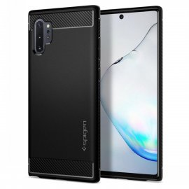 Ốp lưng Samsung Galaxy Note 10 Plus Spigen Rugged Armor