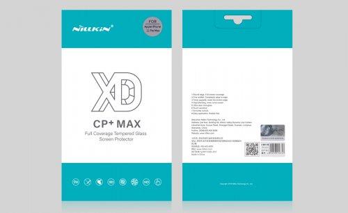 Kính cường lực Iphone 11 Pro Max Nillkin XD dùng được ốp chống sốc ,1
