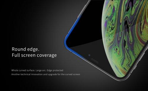 Kính cường lực Iphone 11 Pro Max Nillkin XD dùng được ốp chống sốc ,4