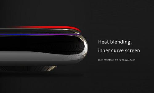 Kính cường lực Iphone 11 Pro Max Nillkin XD dùng được ốp chống sốc ,3