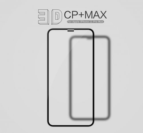 Kính cường lực Iphone 11 Pro Max Nillkin 3D CP+ Max Full màn hình ,2