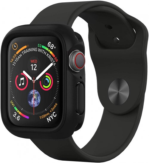 Ốp Apple Watch Rhinoshield Crash Guard NX USA (40/42/44mm) ,4