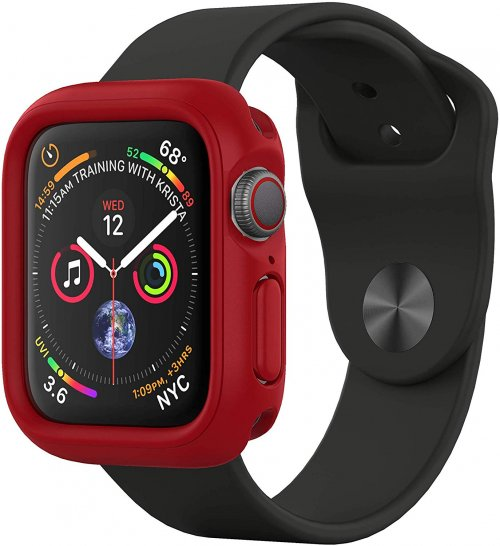 Ốp Apple Watch Rhinoshield Crash Guard NX USA (40/42/44mm) ,2