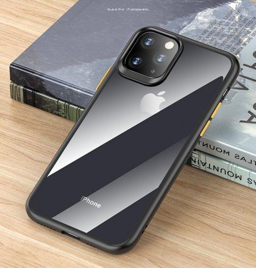 Ốp lưng Iphone 11 Pro Max Rock Bumper trong suốt ,2