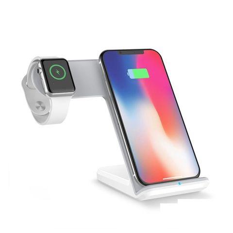 Dock sạc 3in1 Apple Watch Coteetci ,2