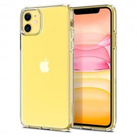 Ốp lưng Iphone 11 Spigen Crystal Flex trong suốt USA