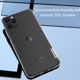 Ốp lưng Iphone 11 Pro Max Nillkin trong suốt