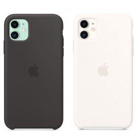 Ốp lưng Iphone 11 chính hãng Apple Case Silicon (Real)