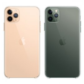 Ốp lưng Iphone 11 Pro Max trong suốt Memumi Clear