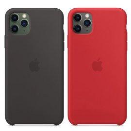 Ốp lưng Iphone 11 Pro max chính hãng Apple Case Silicon (Real)