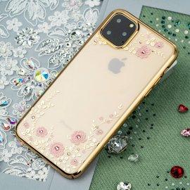 Ốp lưng Iphone 11 Pro Max Kavaro đính đá thời trang