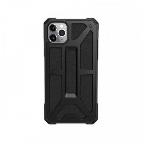 Ốp lưng Iphone 11 Pro Max UAG Monarch (Black & Crimson) ,1