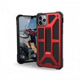 Ốp lưng Iphone 11 Pro Max UAG Monarch (Black & Crimson)
