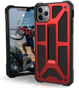 Ốp lưng Iphone 11 Pro UAG Monarch Crimson