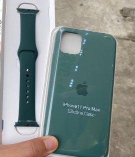 Đây Apple Watch Coteeci màu xanh rêu (38/40/42/44mm)