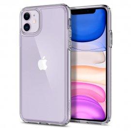 Ốp lưng Spigen Ultra Hybrid Crystal Clear cho iPhone 11