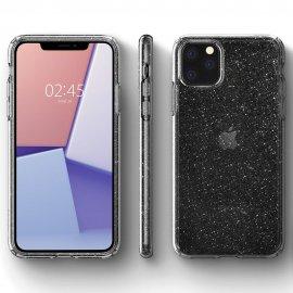 Ốp lưng Spigen Liquid Crystal Glitter Crystal Quartz cho iPhone 11 Pro Max
