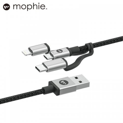 Cáp Mophie 3in1 1m ,1