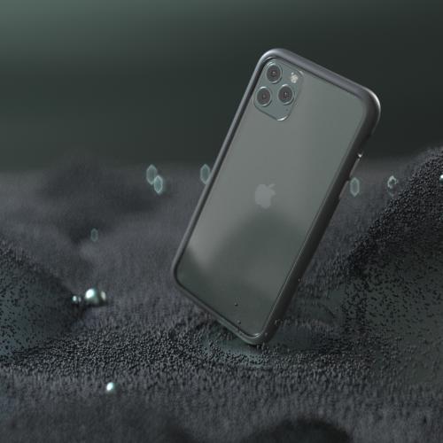 Ốp viền Iphone 11 Pro Rhinoshield CrashGuard NX chống sốc USA ,1