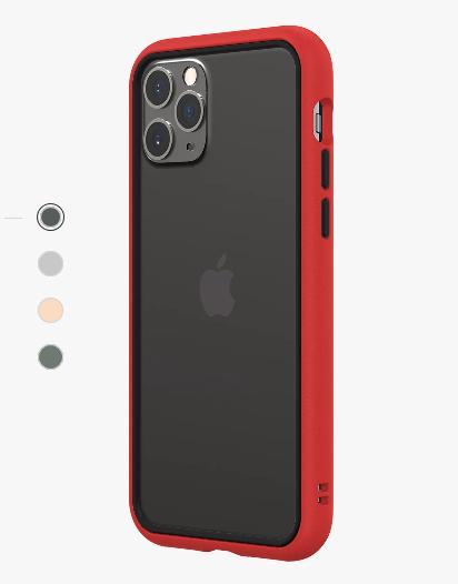 Ốp viền Iphone 11 Pro Rhinoshield CrashGuard NX chống sốc USA ,4