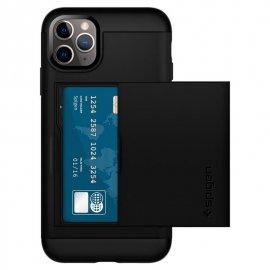 Ốp Lưng Spigen Slim Armor CS Phone 11 Pro Max có ngăn Card