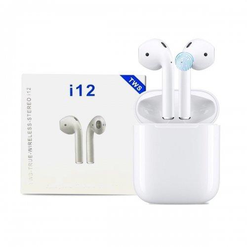 Tai nghe i12 Bluetooth ,4