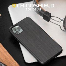 Ốp lưng Iphone 11 Pro max Rhinoshield Solid Suit gỗ sồi USA