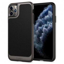 Ốp lưng Spigen Neo Hybrid Black/Gunmetal cho iPhone 11
