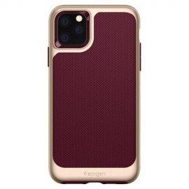 Ốp lưng Spigen Neo Hybrid Burgundy iPhone 11 Pro Max