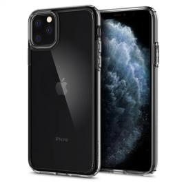 Ốp lưng Iphone 11 Pro Spigen Crystal Hybrid trong suốt USA