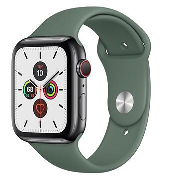 Dây Apple Watch Coteeci màu xanh rêu (38/40/42/44mm) ,4