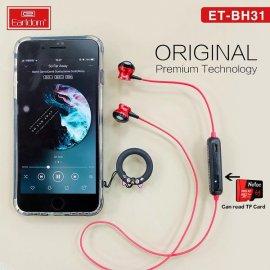 Tai Nghe Bluetooth Earldom BH31( Có khe cắm thẻ nhớ)