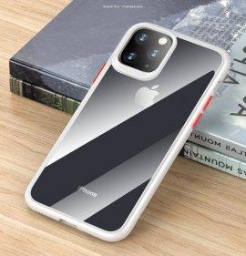 Ốp lưng Iphone 11 Likgus trong suốt viền Bumper