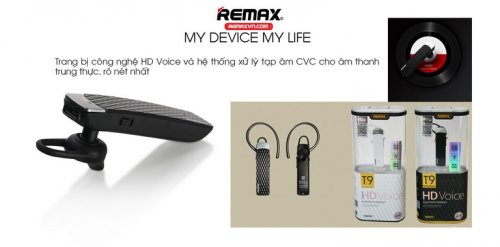 Tai nghe bluetooth REMAX RB-T9 ,2