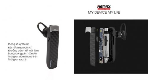 Tai nghe bluetooth REMAX RB-T9 ,3