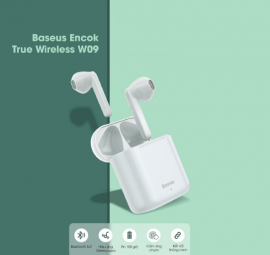 Tai nghe True Wireless W09 Baseus